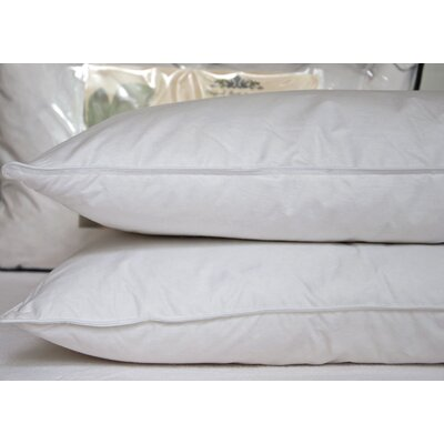 Home Etc Goose Feather and Down Standard Pillow (Set of 2)
