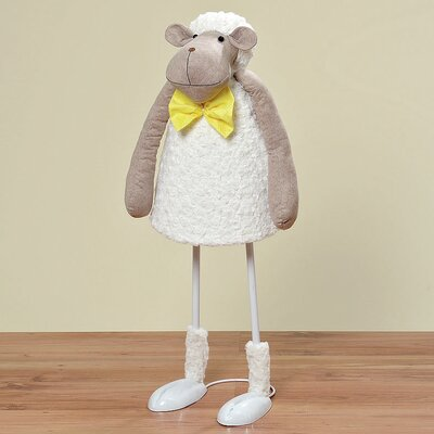 Home Etc Sisi Jumping Sheep Figurine