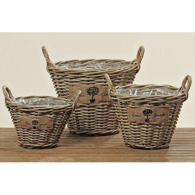 Home Etc Tana 3 Piece Basket Set