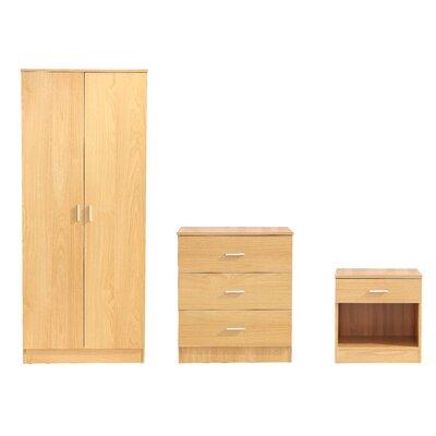 Home Etc Renegade Contract Trio Bedroom Set