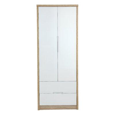 Home Etc Anna 2 Door Wardrobe