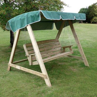 Home Etc Triglav Hammock and Canopy Swing Seat