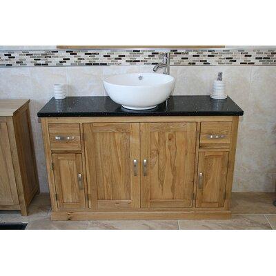Home Etc Wheaton 123cm Single Vanity Set