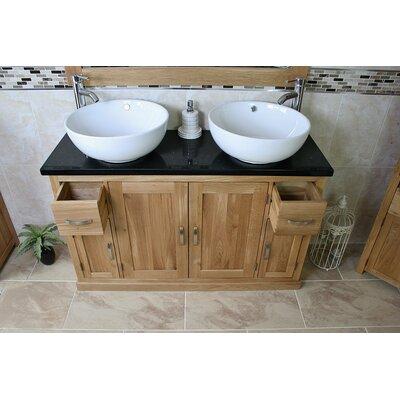 Home Etc Wheaton 123cm Double Vanity Set
