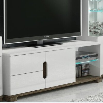"""Home Etc Rhys TV Stand for TVs up to 50"""""""