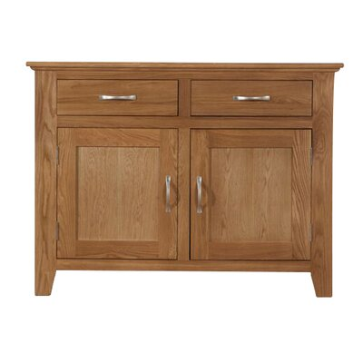 Home Etc Emerald 2 Door 2 Drawer Sideboard
