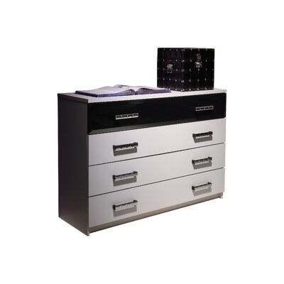 Home Etc 4 Drawer Chest of Drawers
