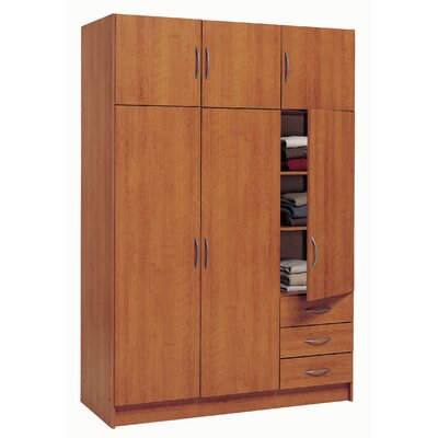 Home Etc 6 Door Wardrobe