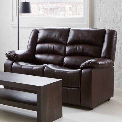 Home Etc Carla 2 Seater Reclining Sofa
