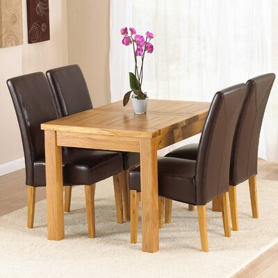 Home Etc Rustique Extendable Dining Table
