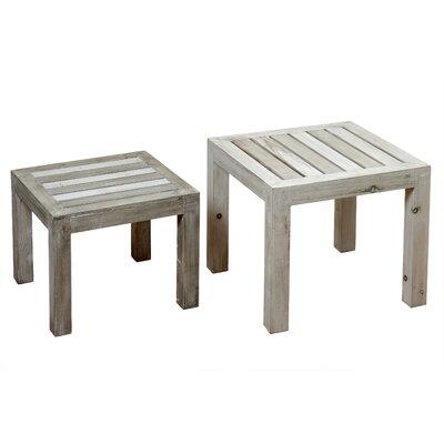 Home Etc Casper 2 Piece Nest of Tables