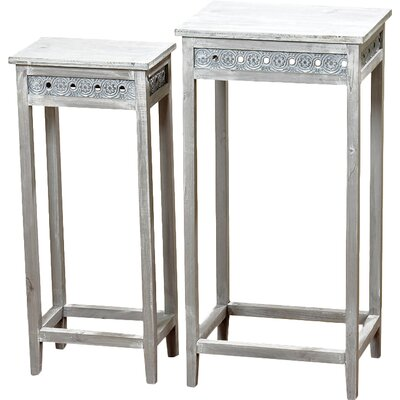 Home Etc Hillary 2 Piece End Table Set