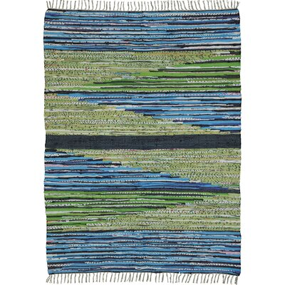Home Etc Newbericus Green/Blue Area Rug