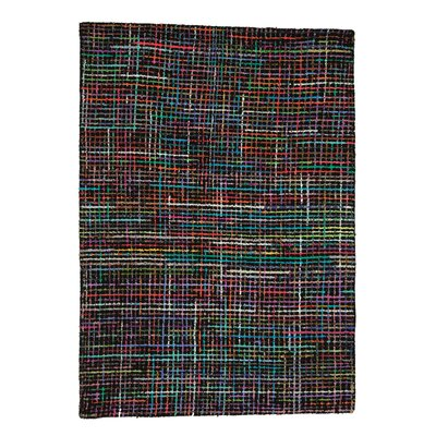 Home Etc Necker Black Area Rug