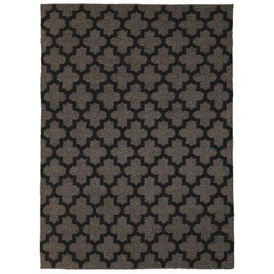 Home Etc Meridianus Grey/Black Area Rug