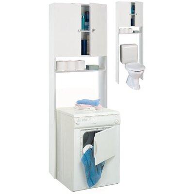 Home Etc 66 x 187cm Bathroom Shelf