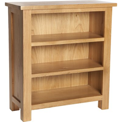 Home Etc Selsey Low 82cm Standard Bookcase