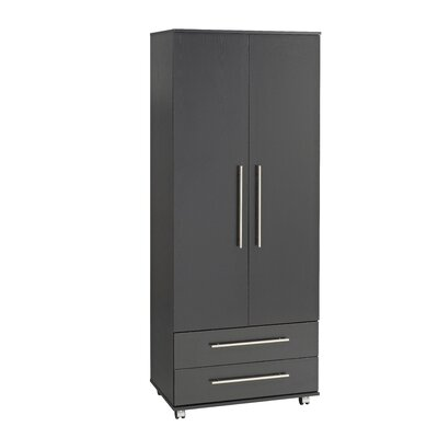 Home Etc Hondo 2 Door Wardrobe