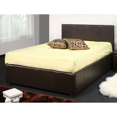 Home Etc Marino Rhys European Double Upholstered Bed Frame