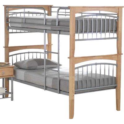 Home Etc European Single Bunk Bed