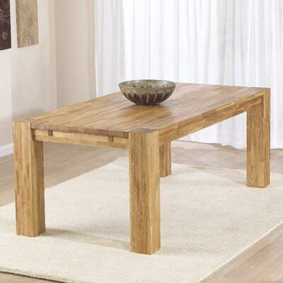 Home Etc Murcia Extendable Dining Table and 6 Chairs and Bench