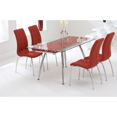 Home Etc Mintaro Extendable Dining Table and 4 Chairs