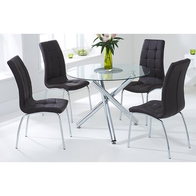 Home Etc Boulia Dining Table and 4 Chairs