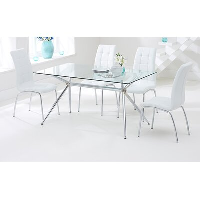 Home Etc Bangholme 5 Piece Dining Set