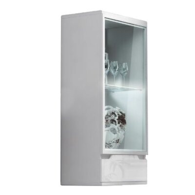 Home Etc Renae Wall Mounted Display Cabinet