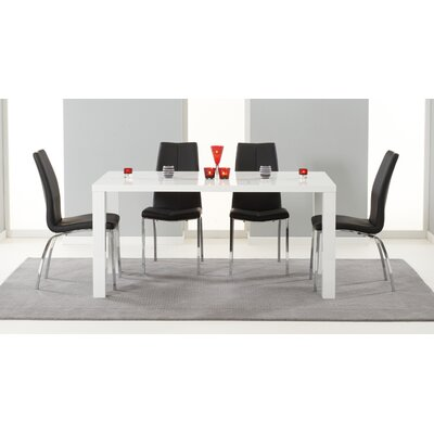 Home Etc Neveah Dining Table and 4 Chairs