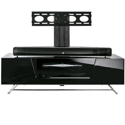 """Home Etc Chromium TV Stand for TVs up to 50"""""""