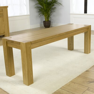 Home Etc Barcelona Wooden Dining Bench