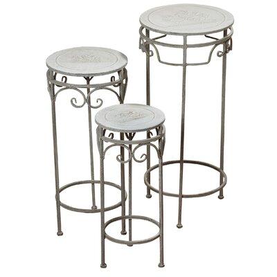 Home Etc Jan 3 Piece Round Planter Table Set