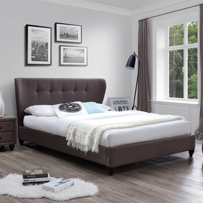Home Etc Oscar Upholstered Panel Bed