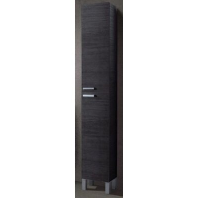 Home Etc 30 x 182cm Free Standing Tall Bathroom Cabinet