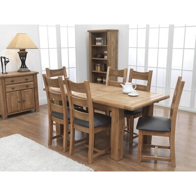 Home Etc Dawley Extendable Dining Table