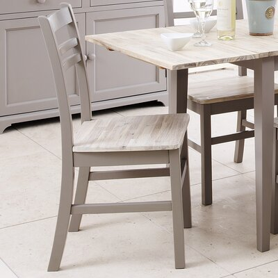 Home Etc Francesca Solid Acacia Dining Chair