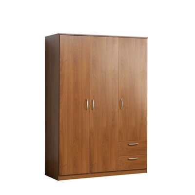 Home Etc Plato 3 Door Wardrobe