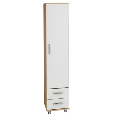 Home Etc Sevada 1 Door Wardrobe