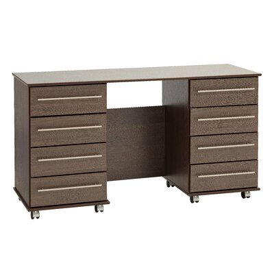 Home Etc Diosa 8 Drawer Double Dressing Table