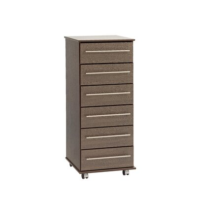 Home Etc Diosa 6 Drawer Chest of Drawers