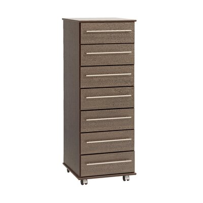 Home Etc Diosa 7 Drawer Chest of Drawers