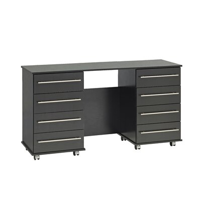 Home Etc Hondo 8 Drawer Double Dressing Table