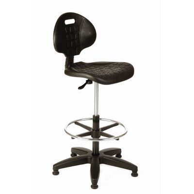 Home Etc Polyurethane Draughtsman Chair