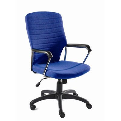Home Etc Spirit High-Back Executive Chair with Lumbar Support