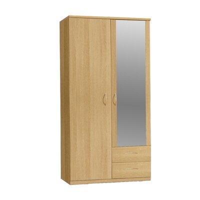 Home Etc Suey 2 Door Wardrobe