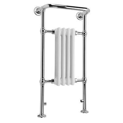 Home Etc Ador Floor Mount Heated Towel Rail
