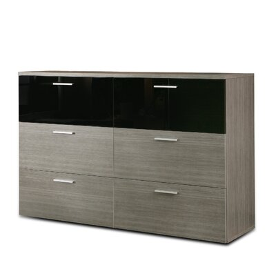 Home Etc Sacate 6 Drawer Chest of Drawers