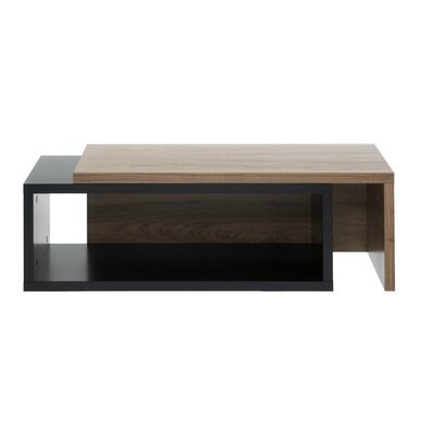 Home Etc Rese Coffee Table with Nested Stools