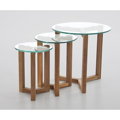 Home Etc Yamaguchi 3 Piece Nest of Tables